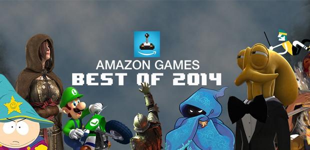 amazon games best of 2014
