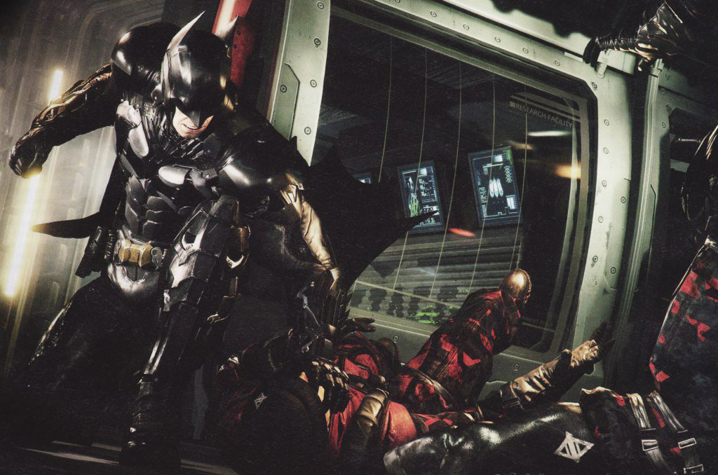 batman arkham knight screenshot