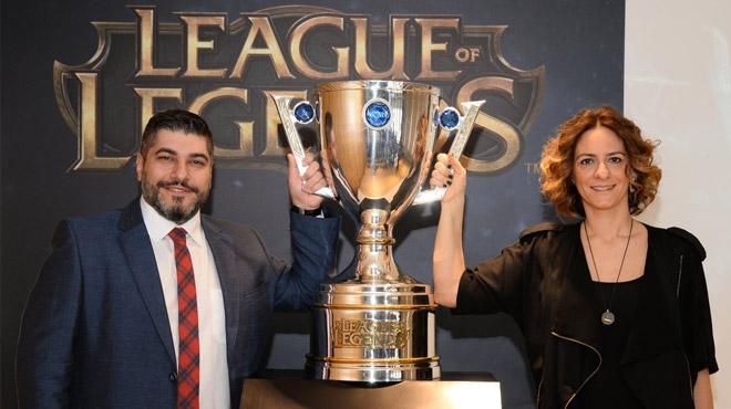 league of legends e-spor