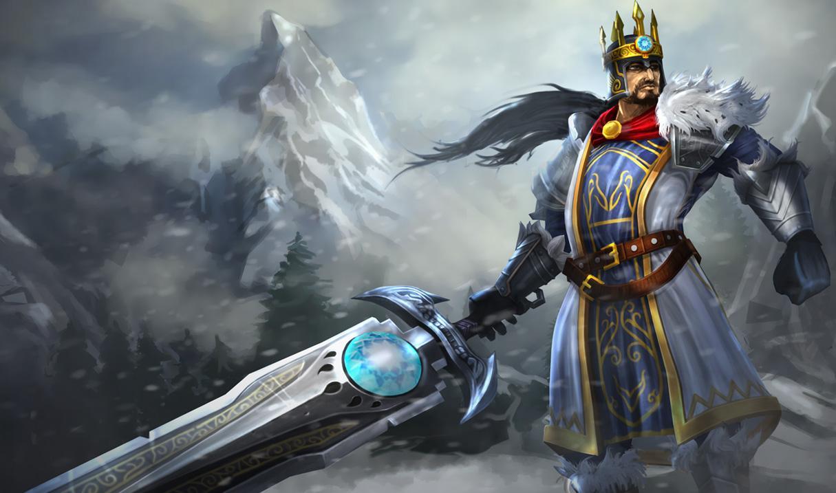 Kral Tryndamere