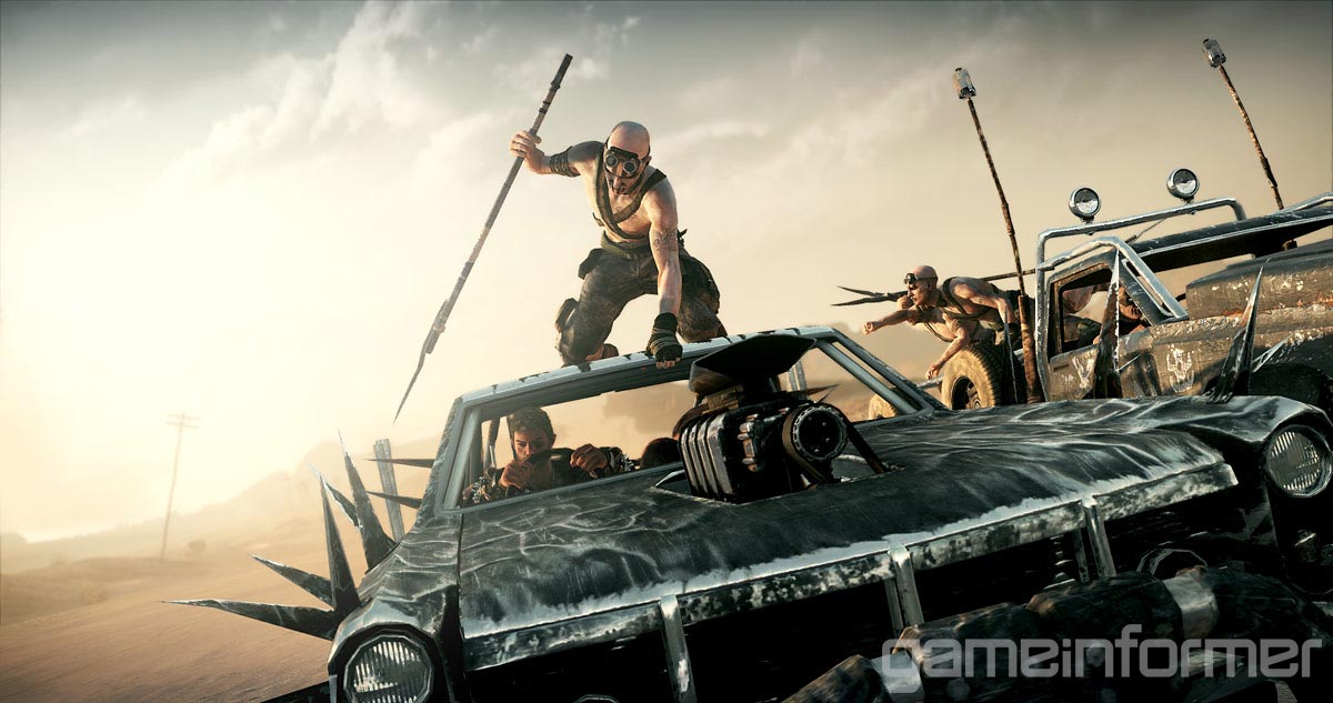 Mad Max screenshot 2