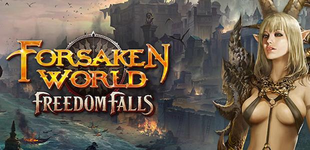 forsaken world freedom falls