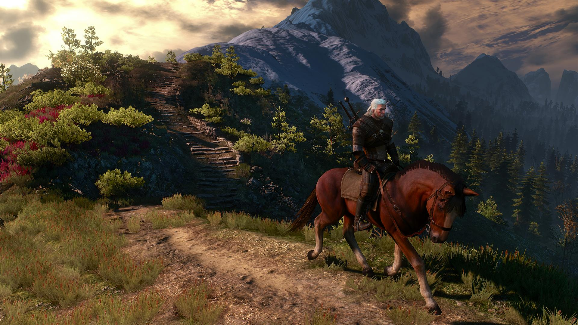the witcher 3 wild hunt galeri