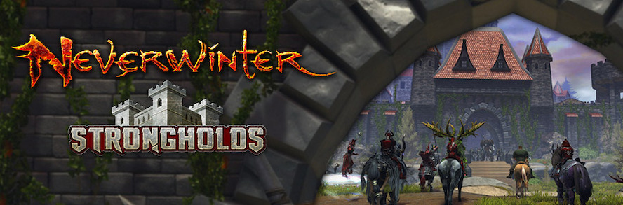 Neverwinter Strongholds banner