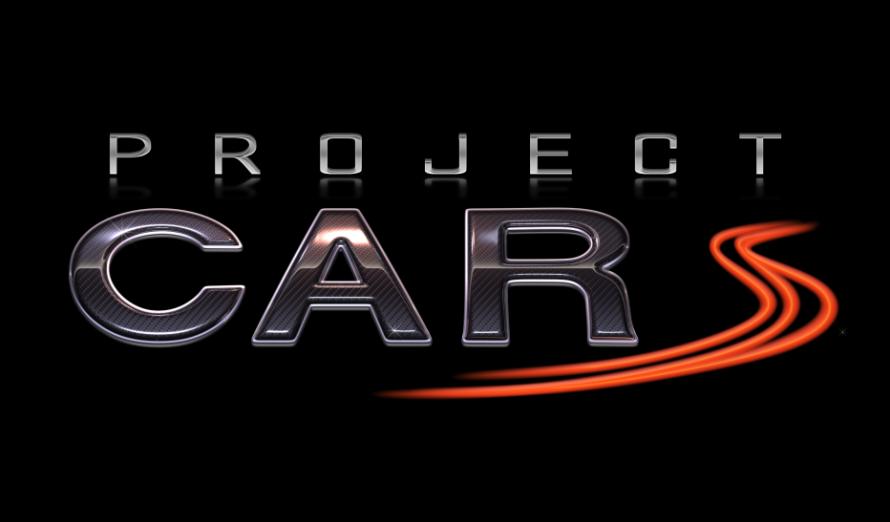 Project Cars large logo
