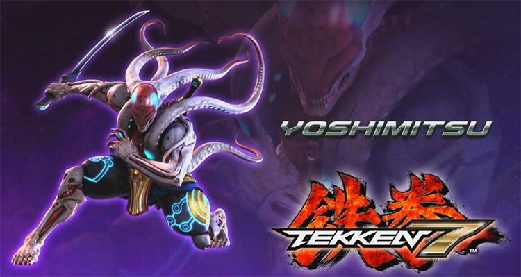 tekken 7 Yoshimitsu