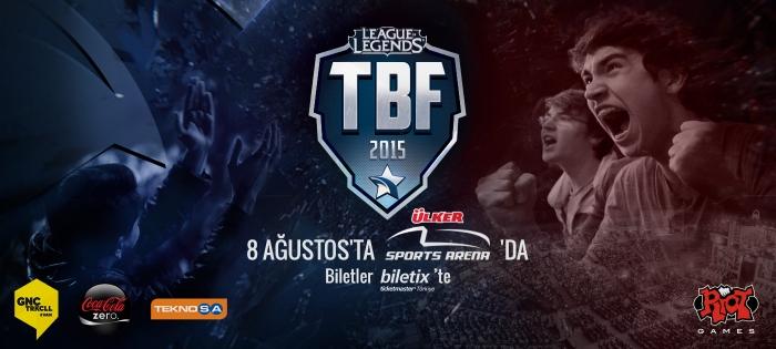League of Legends TBF