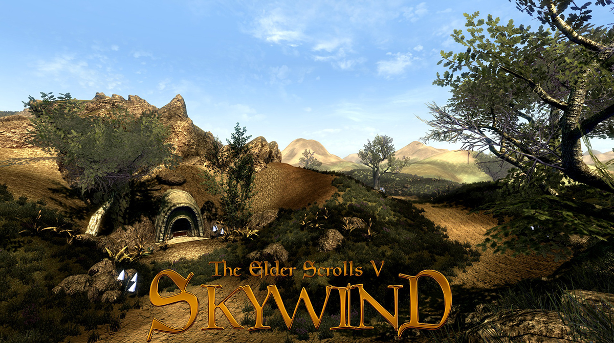 The Elder Scrolls V Skywind