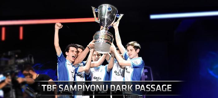 dark passage tbf 2015