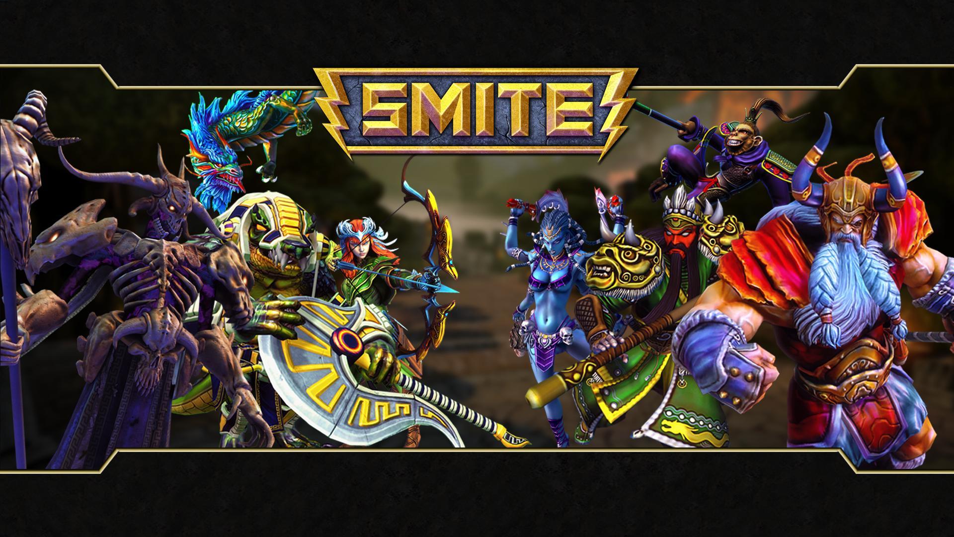 smite online xbox one