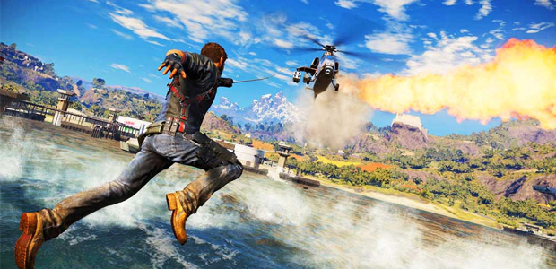 Just Cause 3 story video