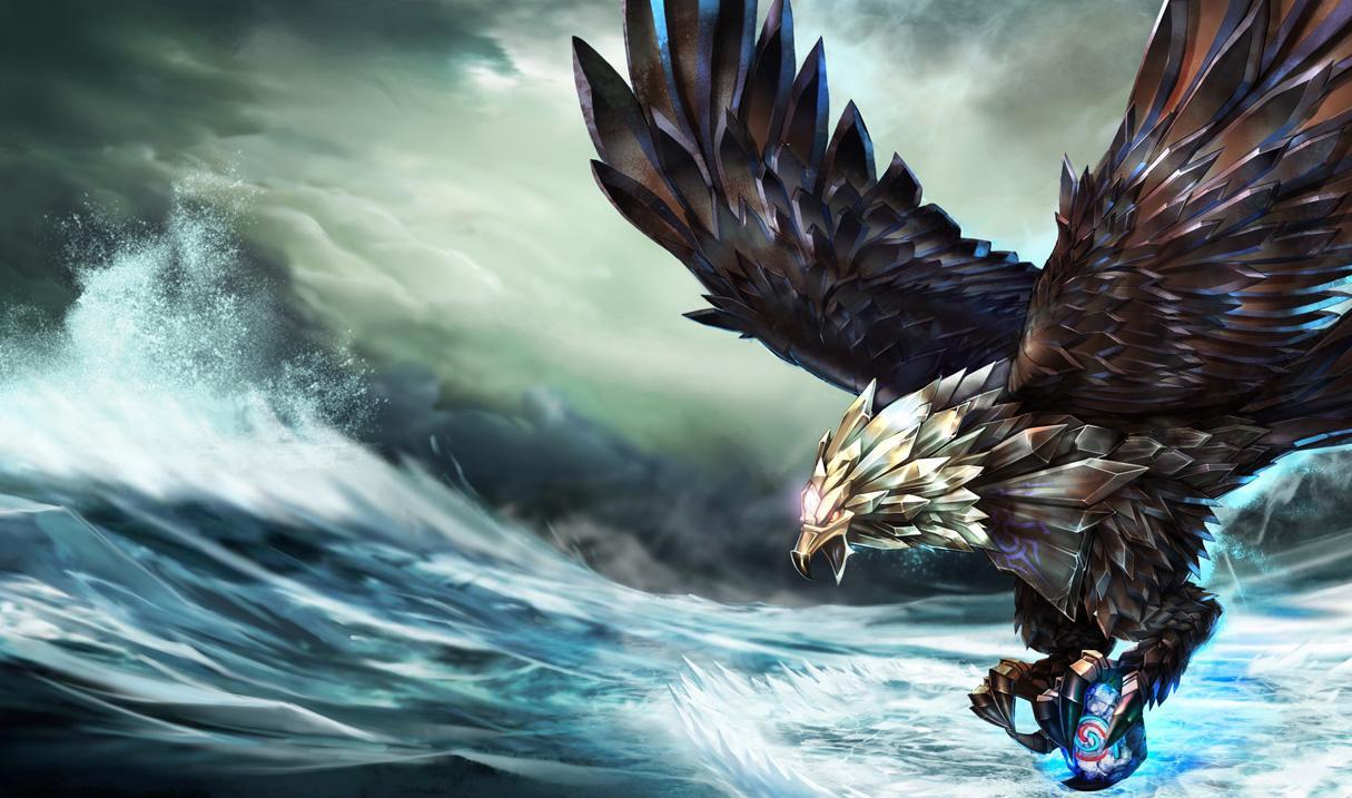 Yırtıcı Kuş Anivia
