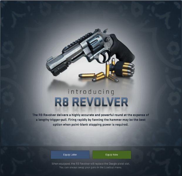 cs go r8 revolver