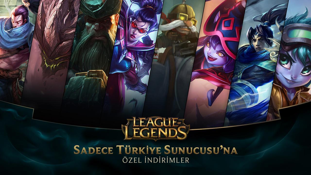 22 25 ocak turkiye sunucusu league of legends