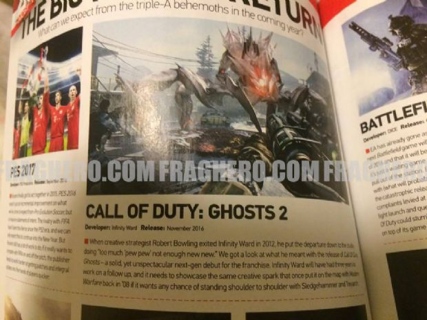 ghosts 2 games tm