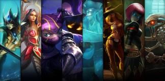 1-4 nisan league of legends kostumleri