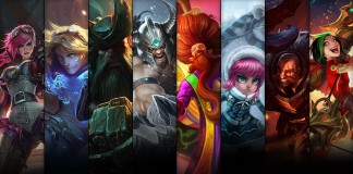 15 18 league of legends kostumleri