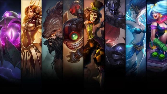 22-25 mart league of legends kostumleri