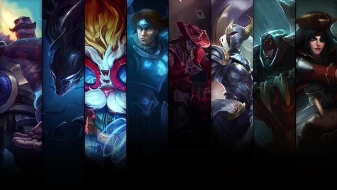 25-28 mart league of legends kostumleri
