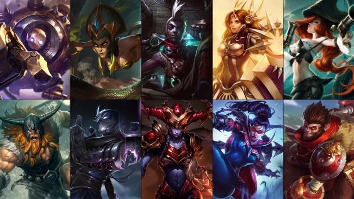 7 mart league of legends free