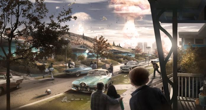 Fallout 4 hayatta kalma modu