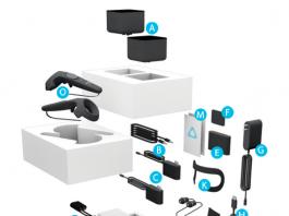 HTC Vive box
