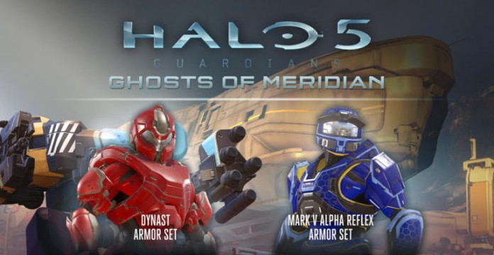 Halo 5 Guardians Ghosts of Meridian