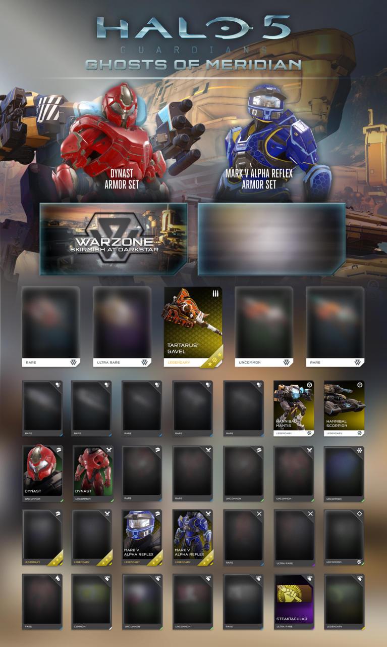 Halo 5 Guardians guncelleme