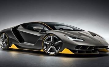 Lamborghini Centenario forza motorsport