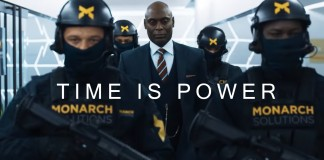 Quantum Break time is power
