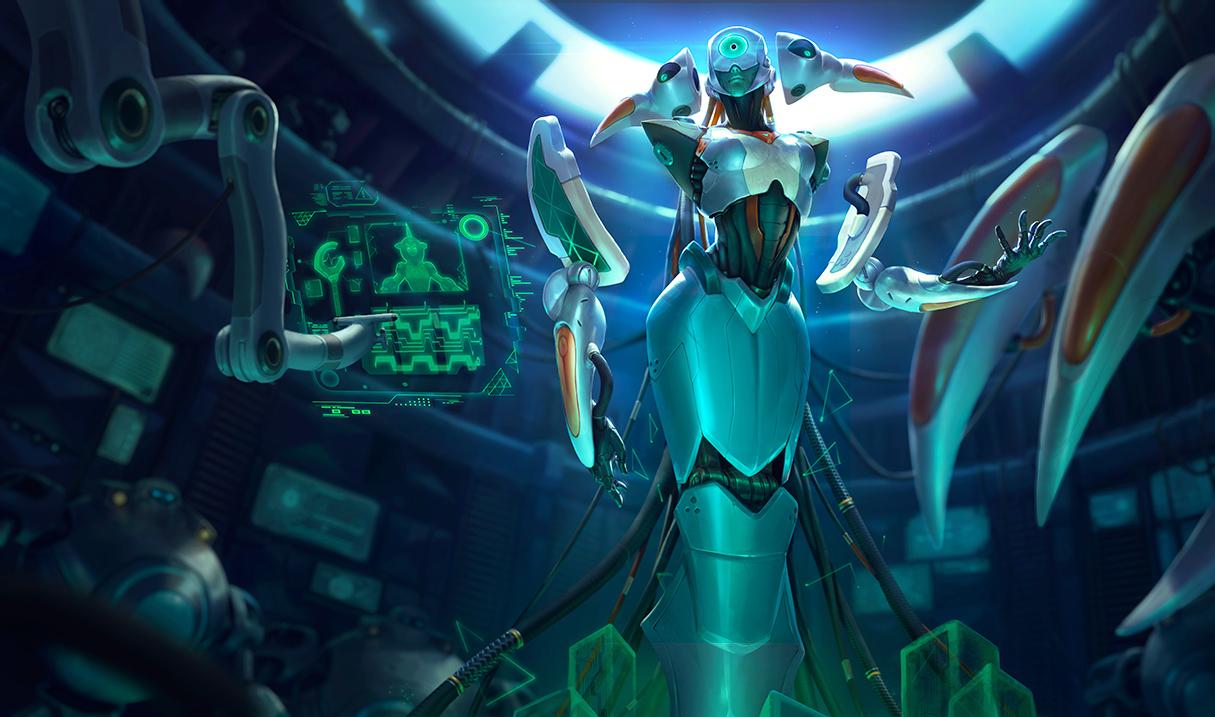 Robot Lissandra