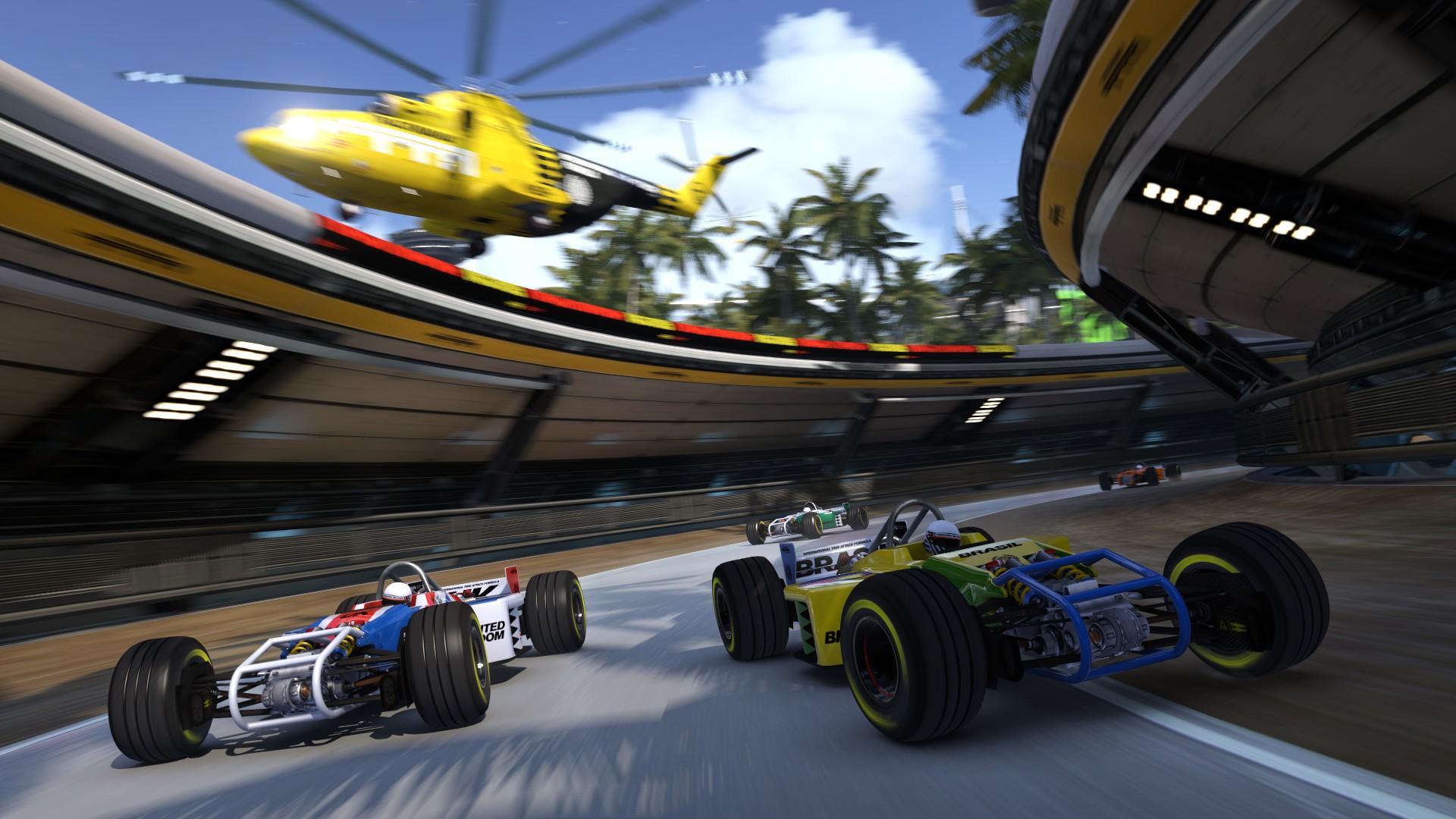 TrackMania Turbo cikis videosu