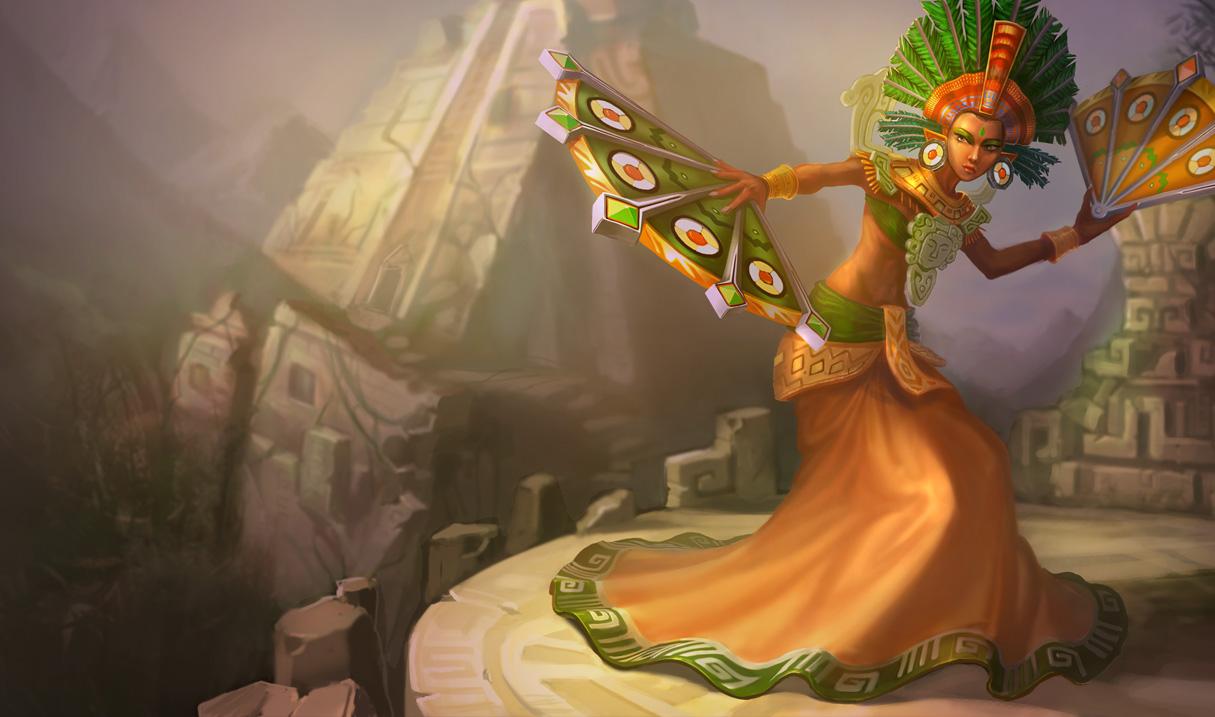 güneş tanrıçası karma 1