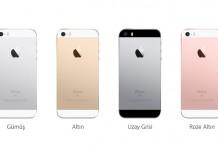 iphone se teknik ozellikleri