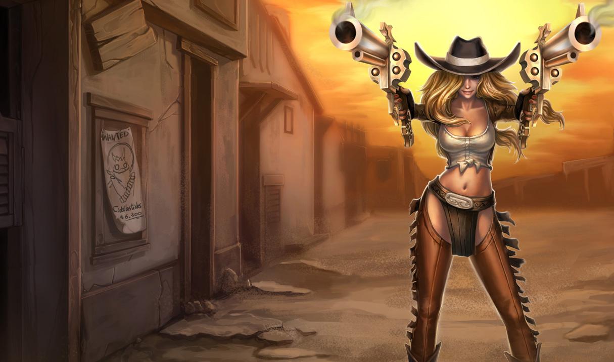 kovboy dilberi miss fortune 1