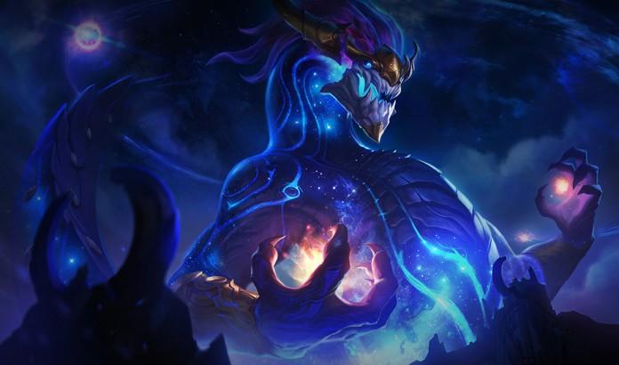 league of legends Aurelion-sol