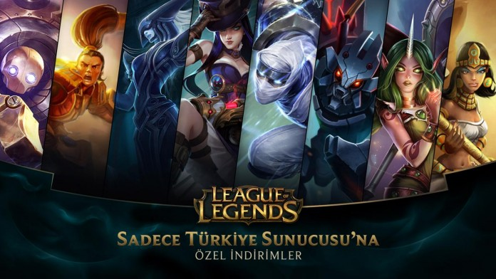 league of legends tr 12 mart