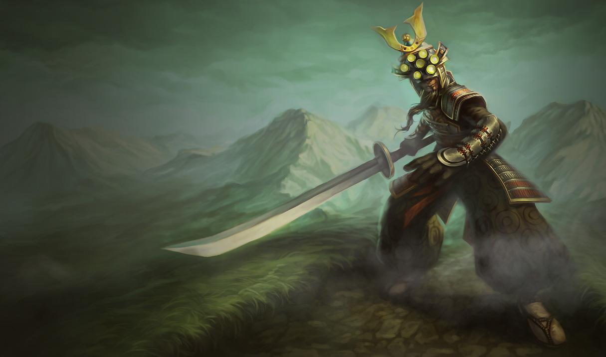 samuray master yi 1
