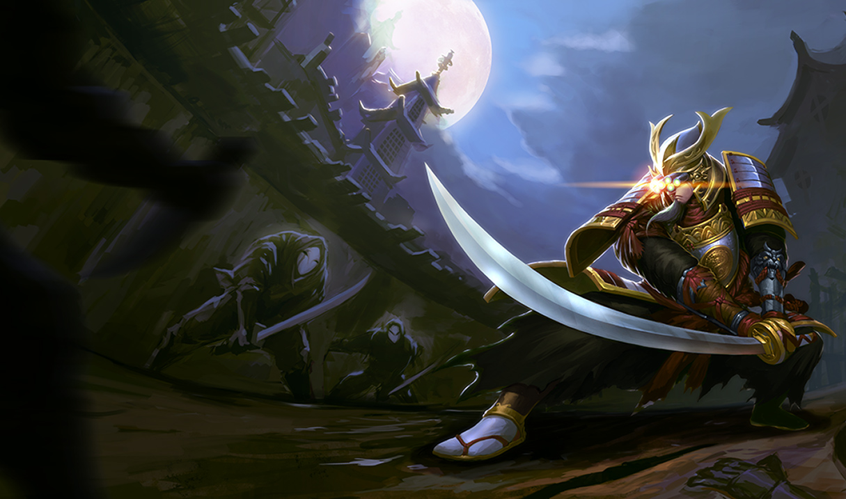 samuray master yi