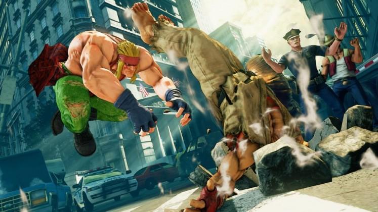 street fighter v alex 8