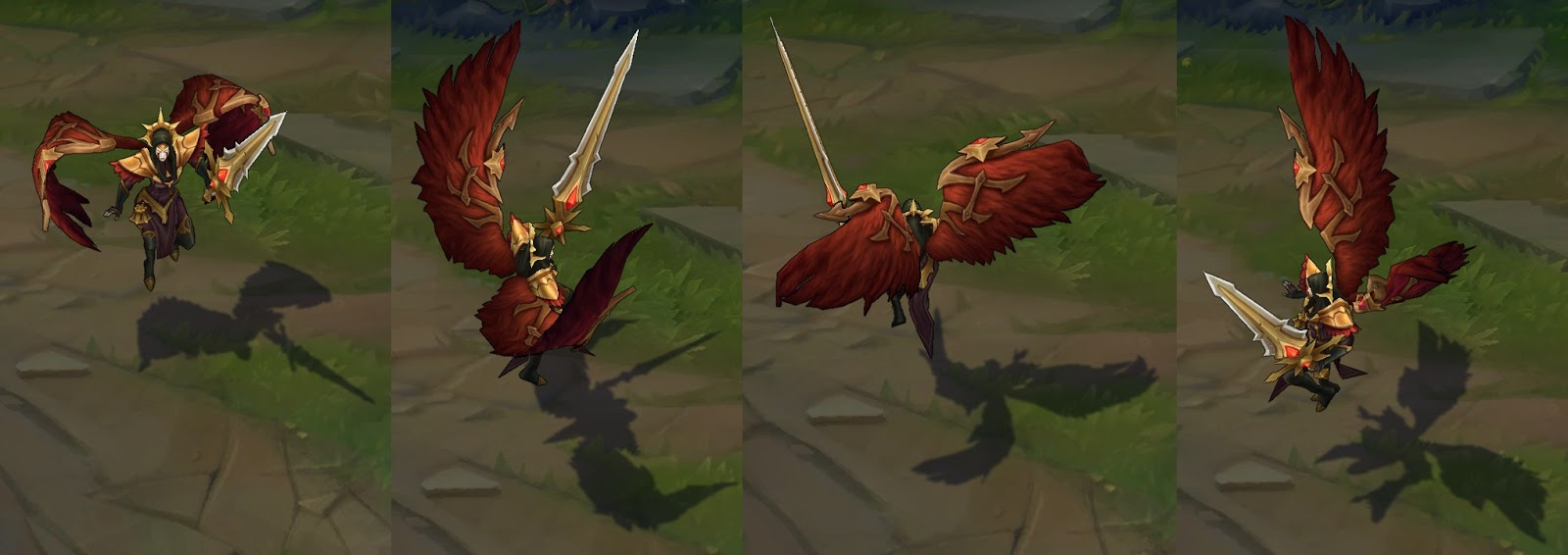 Iron Inquisitor Kayle on arka