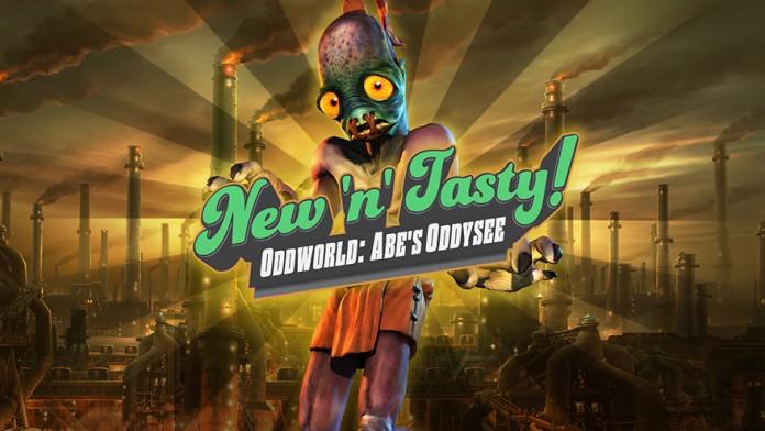 Oddworld New 'N' Tasty!
