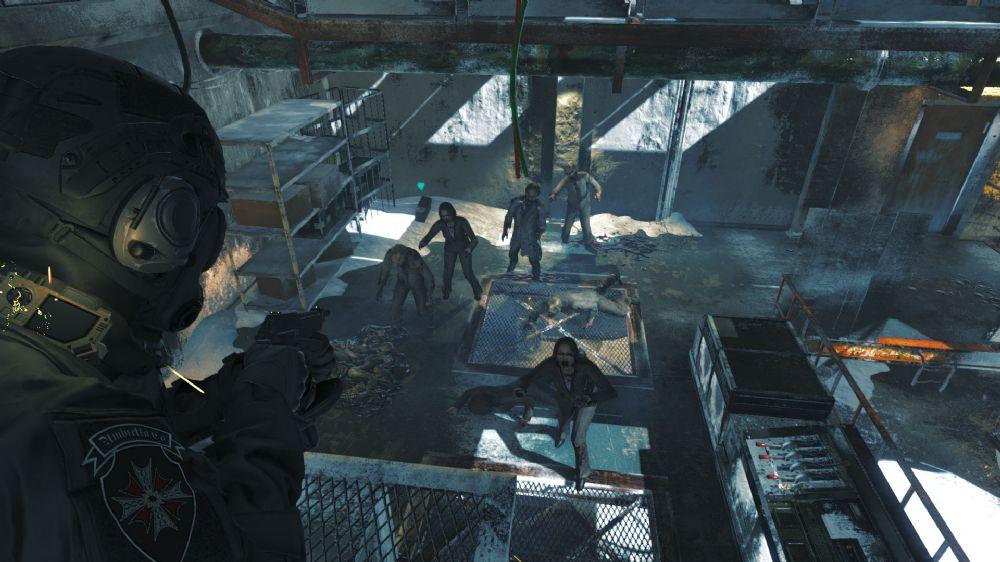 Resident Evil Umbrella Corps galeri  5