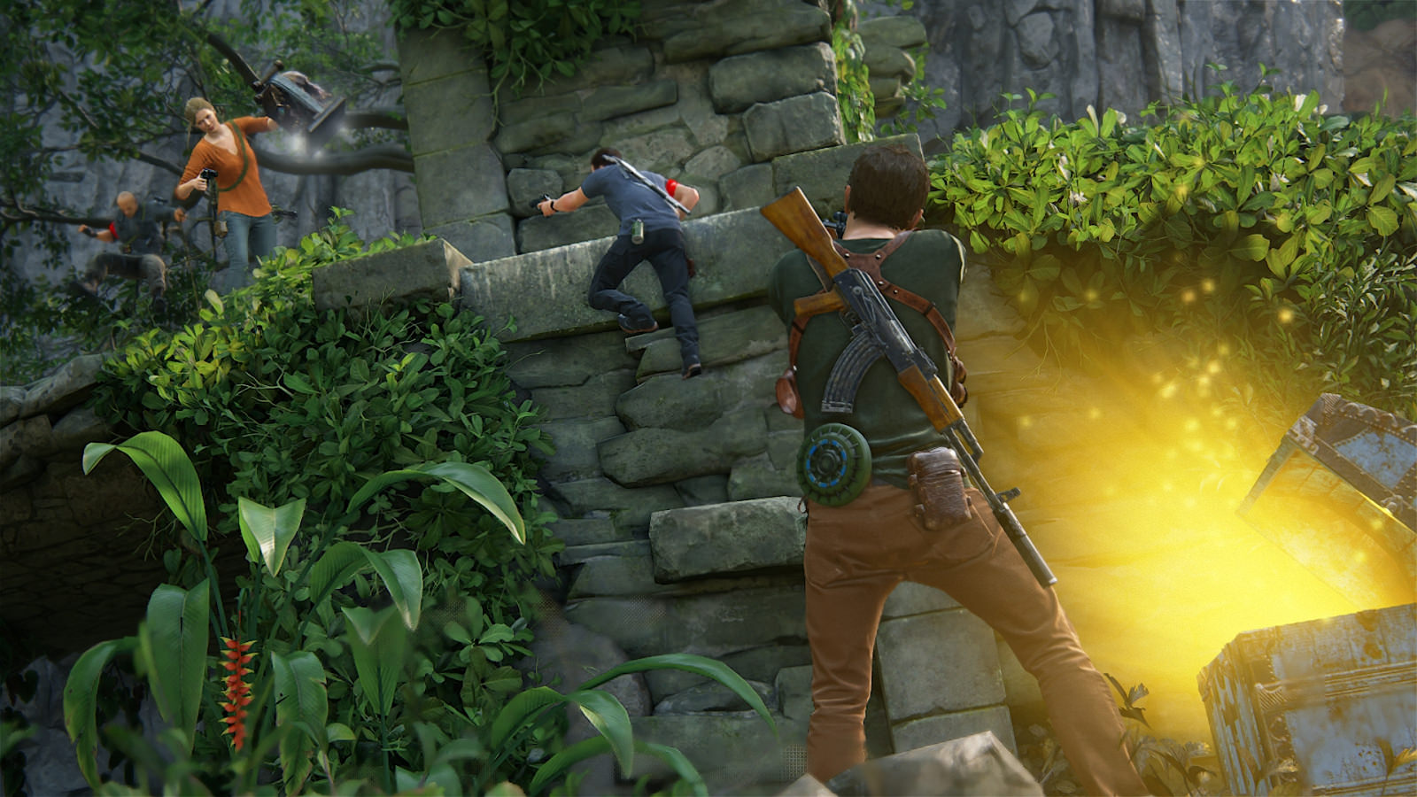 Uncharted 4 plunder mode 1