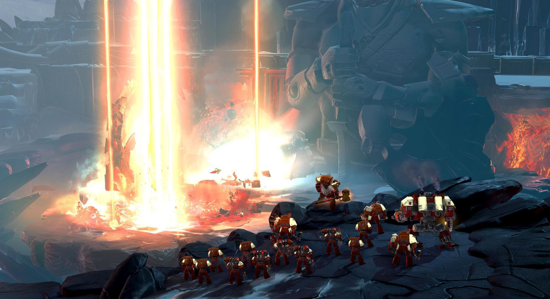 Dawn of War 3 ekran goruntuleri 3