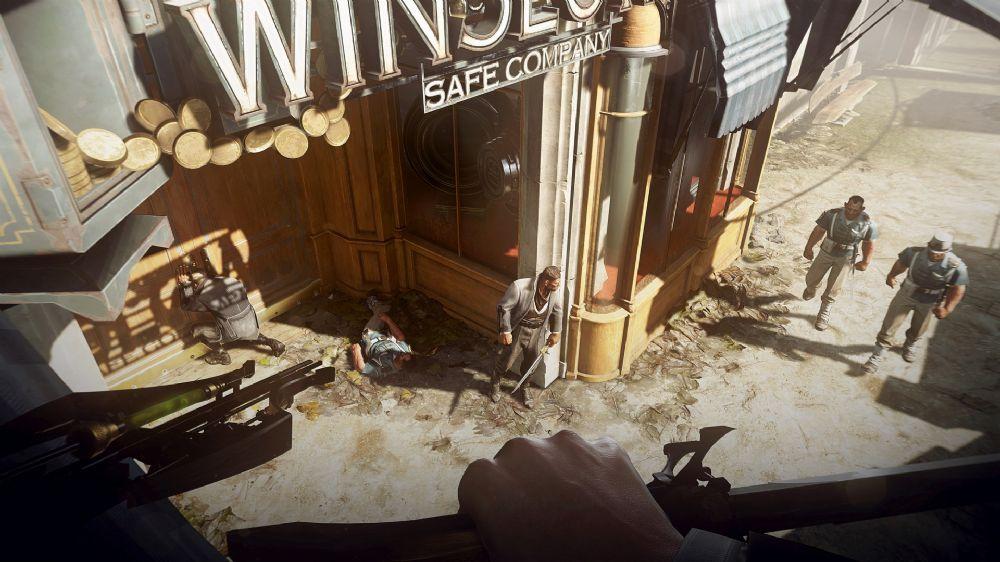 Dishonored 2 screenshot4