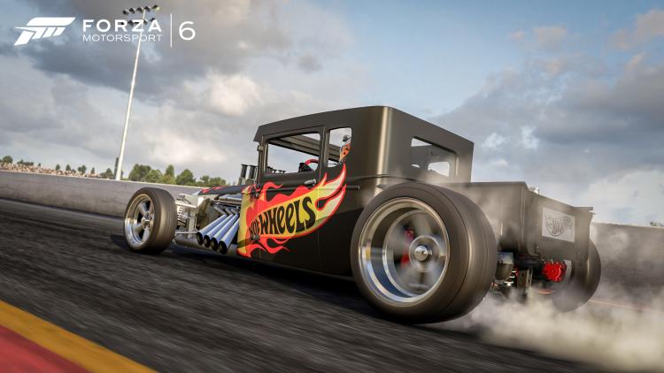 Forza motorsport 6 n n yeni dlc si hot wheels car pack k n yapt oyuncu portal oyun