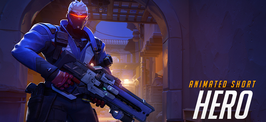 Overmatch soldier 76