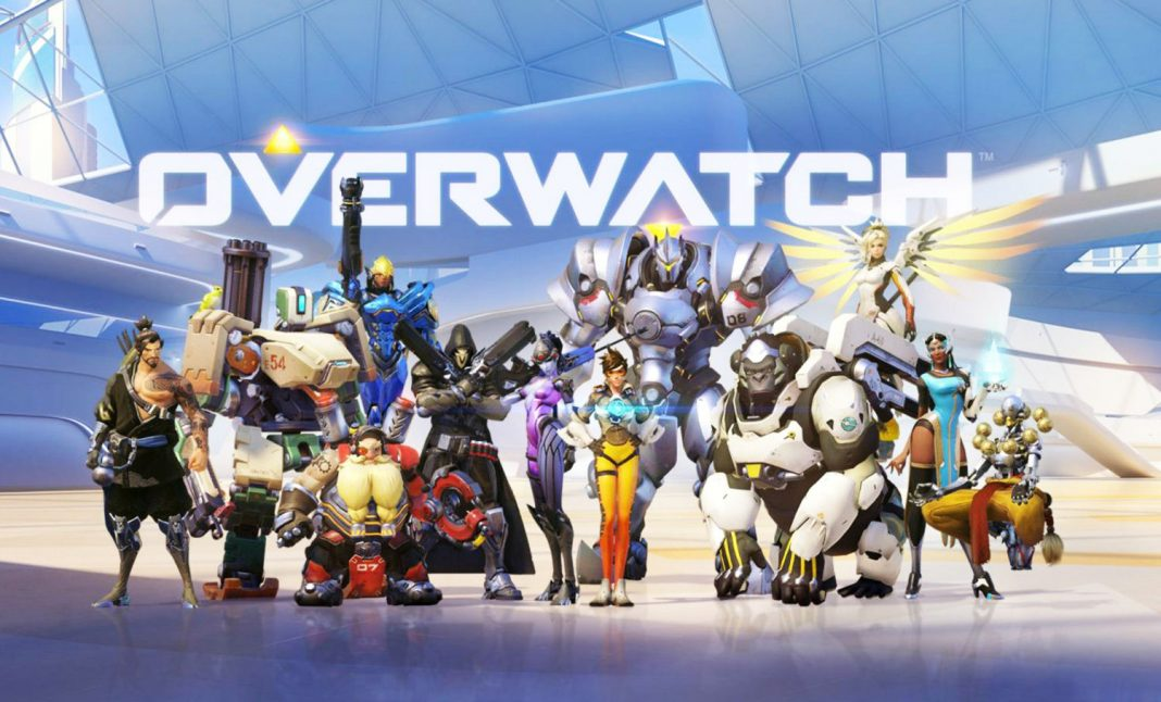 OVERWATCH Game OTY Edition