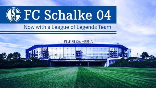 league of legends schalke 04